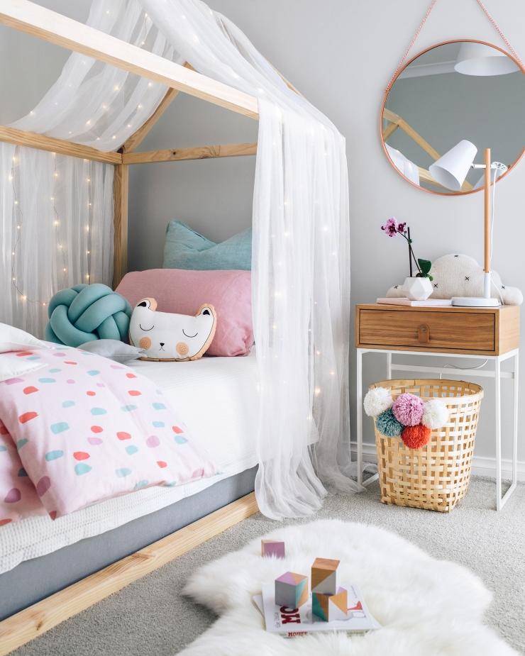 Spring/ Summer Girl's Bedroom