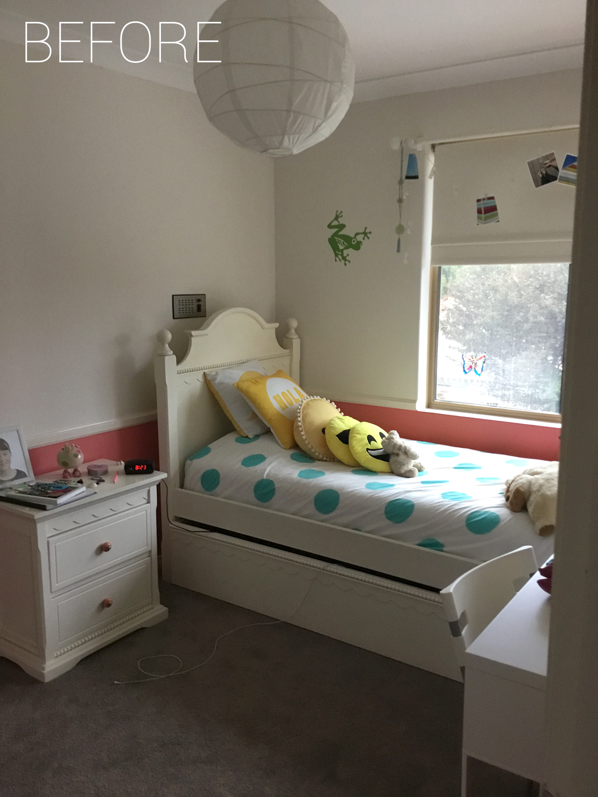 Ella Liked The Idea Of An Urban Bedroom So We Chose To Decorate The Room In  This Style Instead Of Furnishing It Head To Toe In Themed Product.